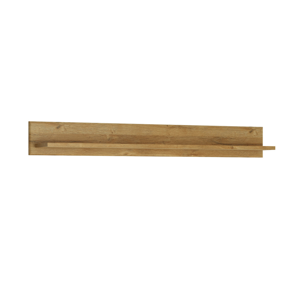 Cortina Wall shelf 156 cm Oak