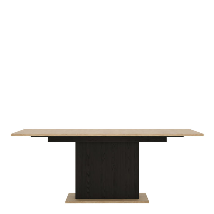 Cordoba Extending Dining Table Dark Accents