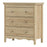 Silkeborg Chest of 3 Drawers in Riviera Oak