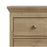 Silkeborg Bedside Table 2 Drawers in Riviera Oak