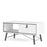 Ry Coffee table with 1 drawer White