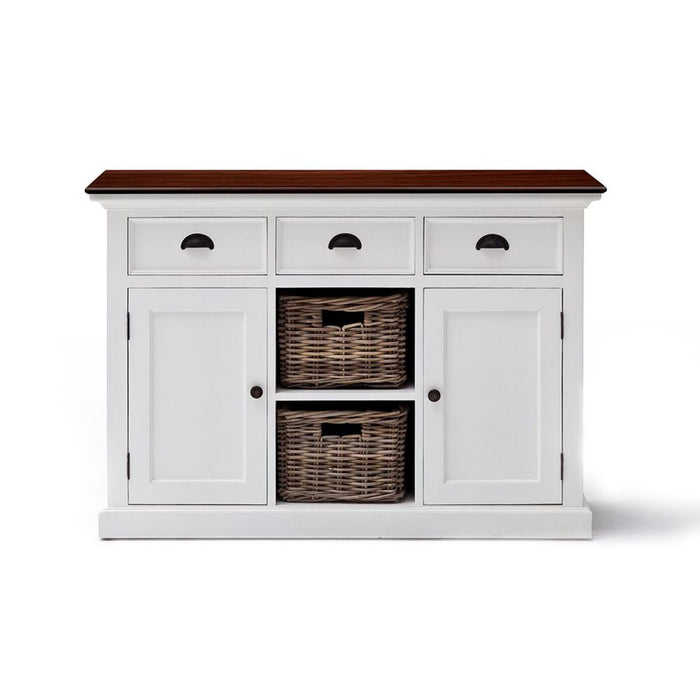 Halifax Accent Buffet w/ 2 Baskets