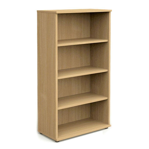 Aspire Book Case - 1600mm - 3 Shelf - Oak