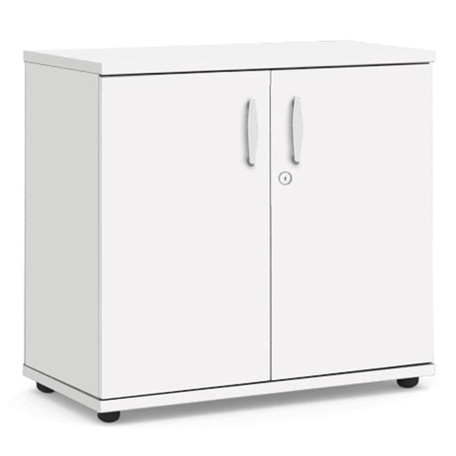 Aspire Cupboard - 800mm - 1 Shelf - White