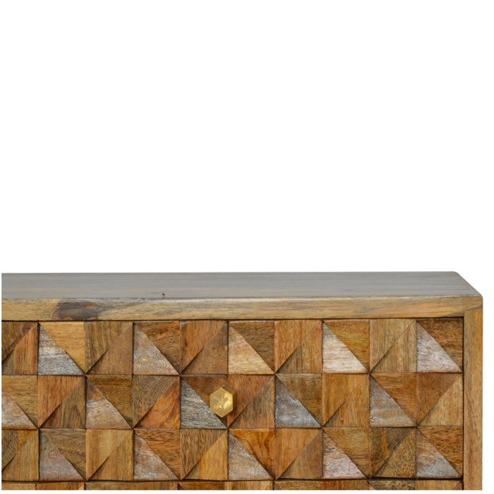 Tile Carving Media Unit