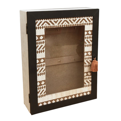 Sahara Rustic Key Holder Box