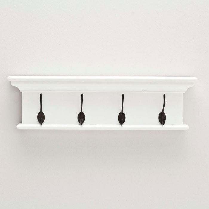 Halifax 4-Hook Coat Rack