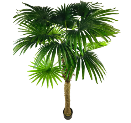 Artificial Fan Palm Tree 190cm