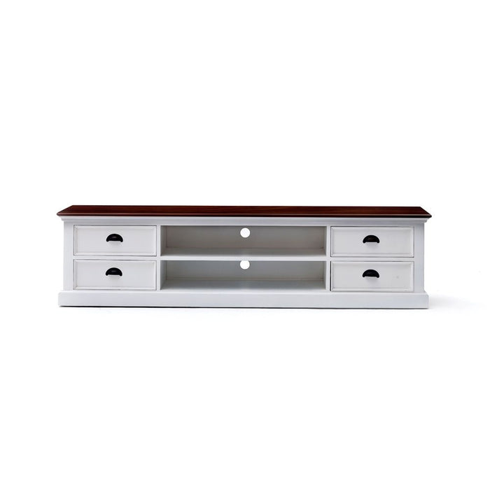 Halifax Accent TV unit w/ 4 drawers