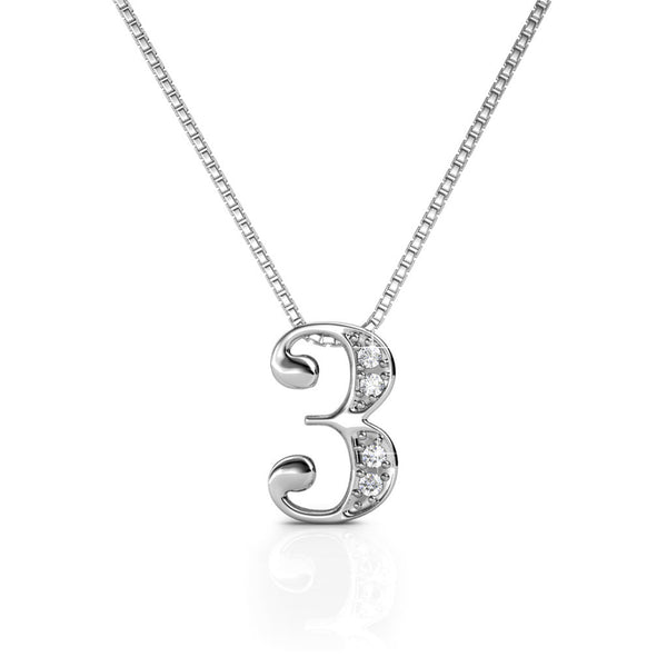 Number Necklace