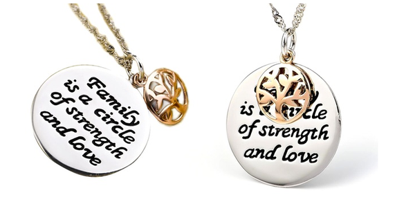Necklace phrases
