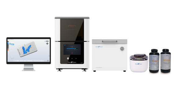 Evodent E120 3D Printer package (Lease for $995/Month Call for details)