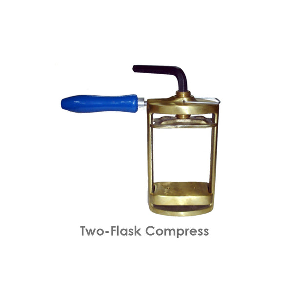 Besqual Denture Flask Compress