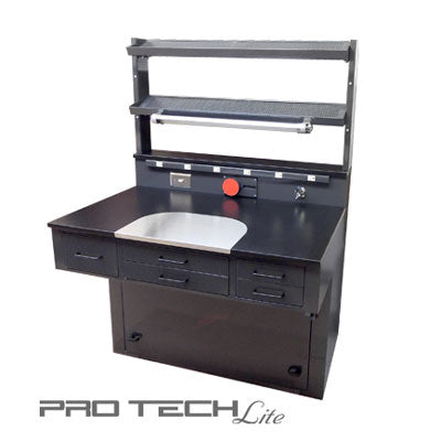 Handler 213 CERAMIST BENCH With Resistop
