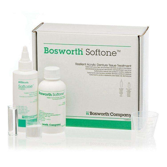 Softone™ Resilient Denture Acrylic Treatment, Functional Impression Material: Kit