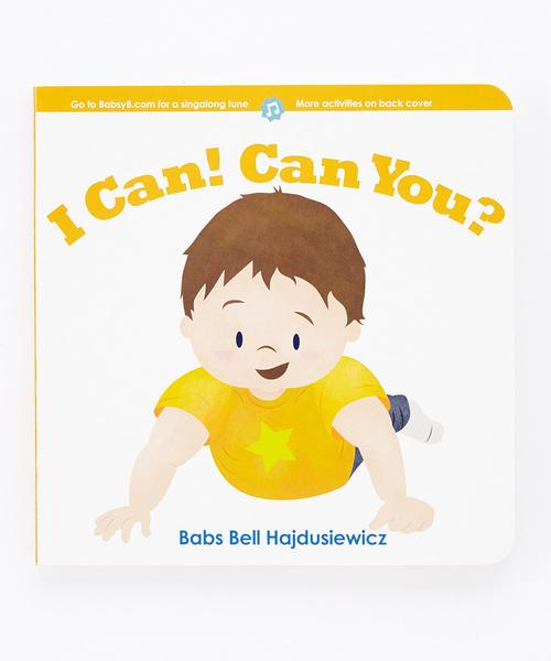 I Can, Can You? Toddler Book