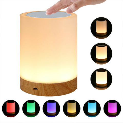 Wireless LED Touch Sensor Night Light