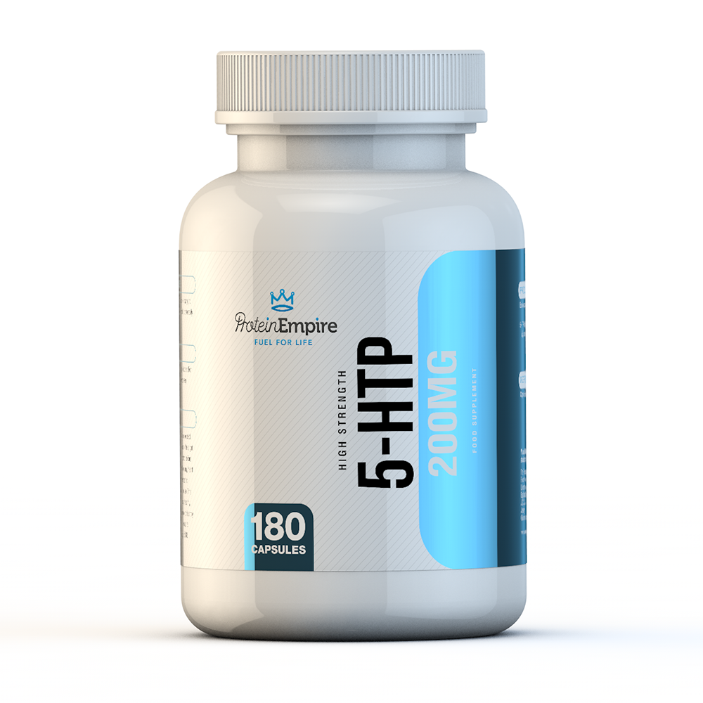 5 HTP 200MG 180 CAPSULES 6 MONTH SUPPLY