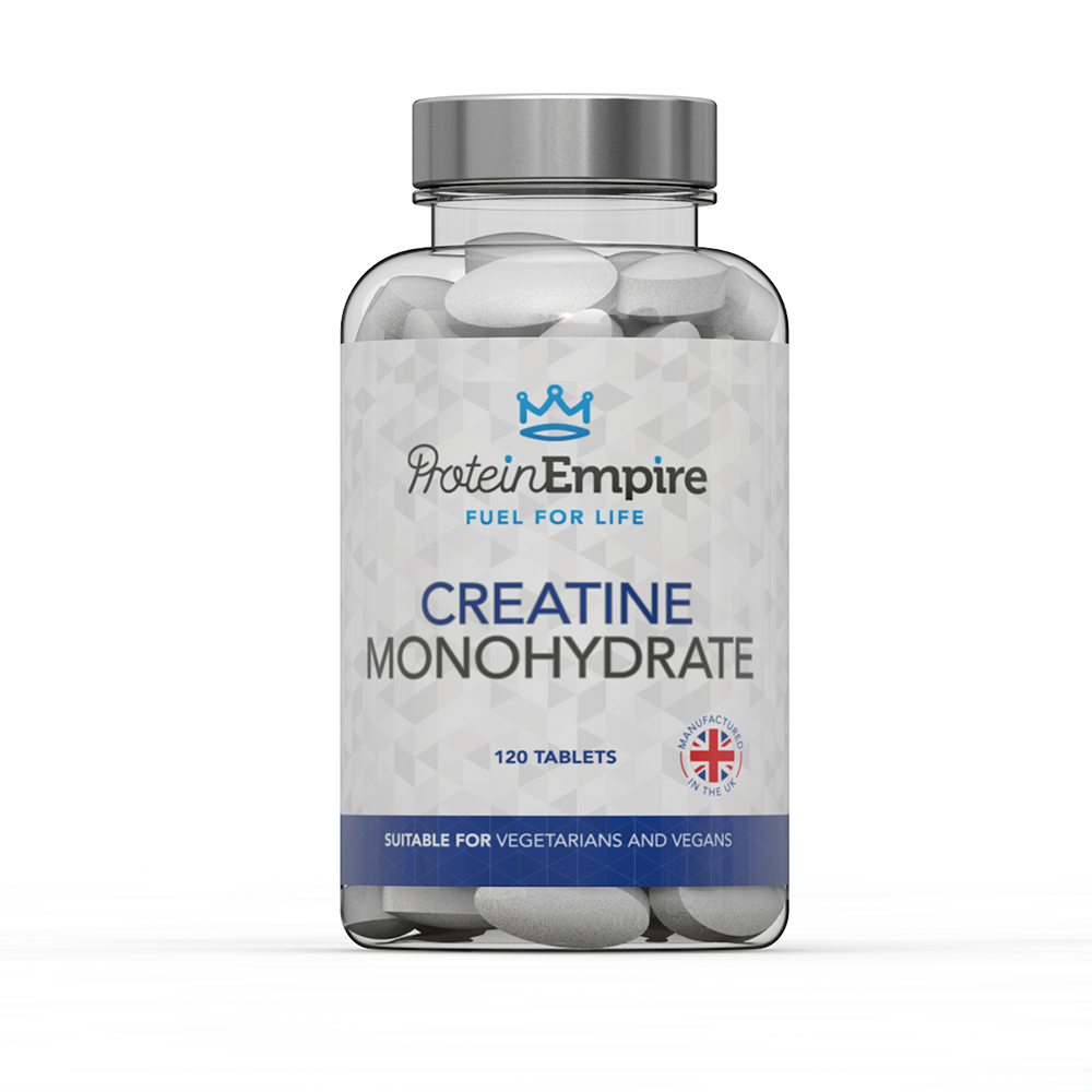 CREATINE MONOHYDRATE 1,000MG 120 TABLETS