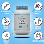 Diet Shake Meal Replacement Protein