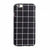 iPhone Case - GRID Matte Black