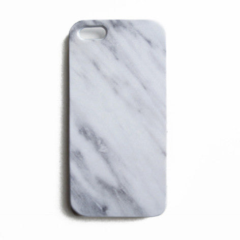 iPhone Case - Grey Marble