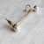 Pearl Bar Ear Cuff Earring