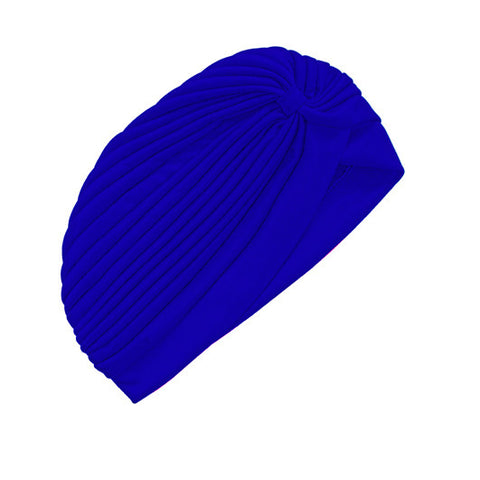 Royal Blue Turban