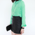 CHERYL Collar Shirt - Green