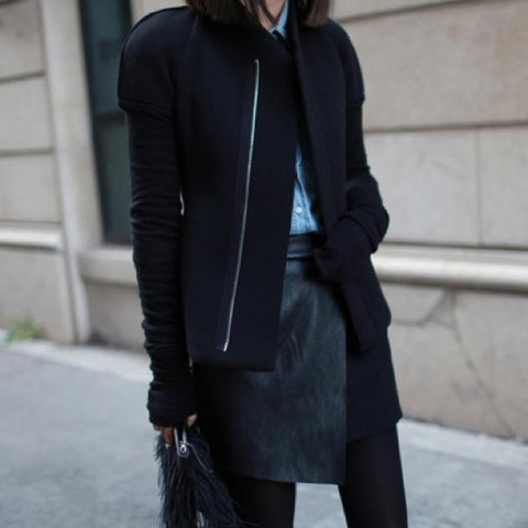 CELINE Round Shoulder Jacket