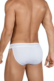 Clever Moda Edentity Brief - Blanco