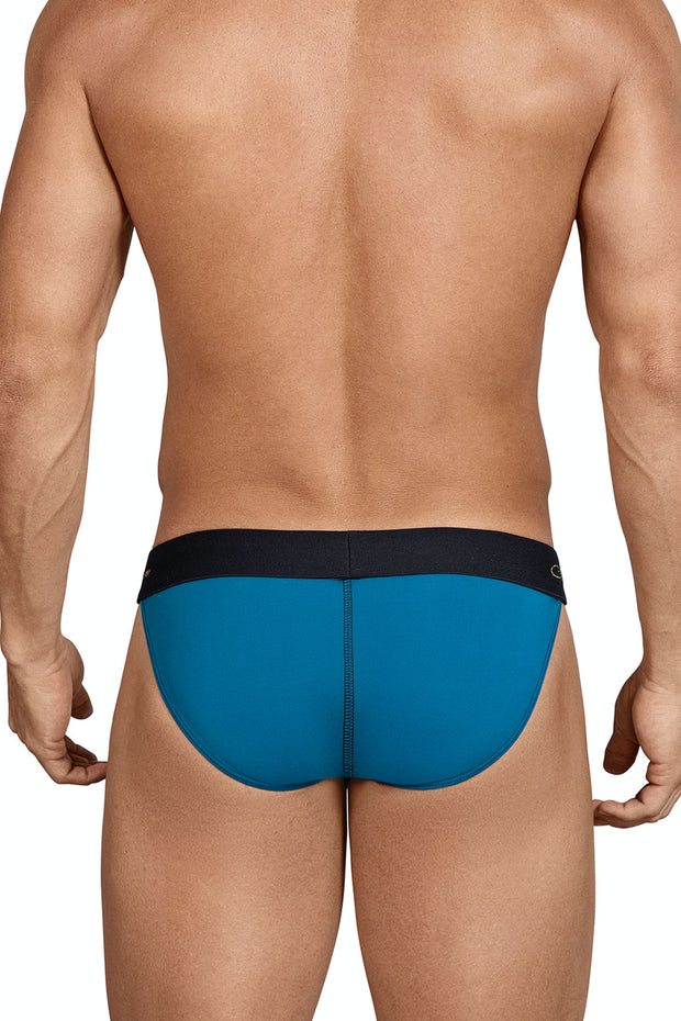 Clever Moda Respect Brief - Azul
