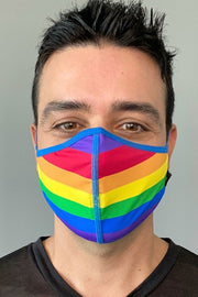 Andrew Christian Ultra Pride Glam Mask - Máscara
