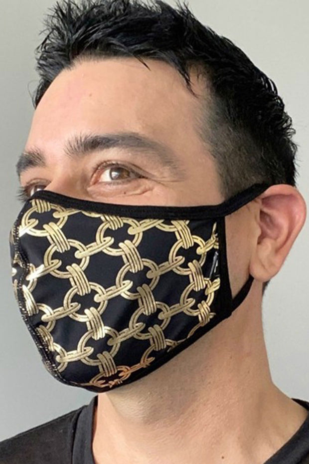 Andrew Christian Chain Glam Mask - Mascara