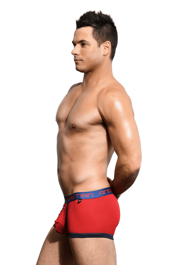 Andrew Christian Boxer - Rojo  - 90971-RED