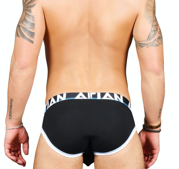 Andrew Christian Almost Naked Cotton Brief Negro 91434
