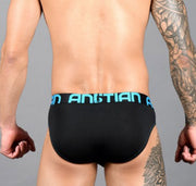 Andrew Christian Almost Naked Premium Brief Negro 91570