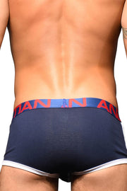Show-It Retro Pop Pocket Boxer - Azul
