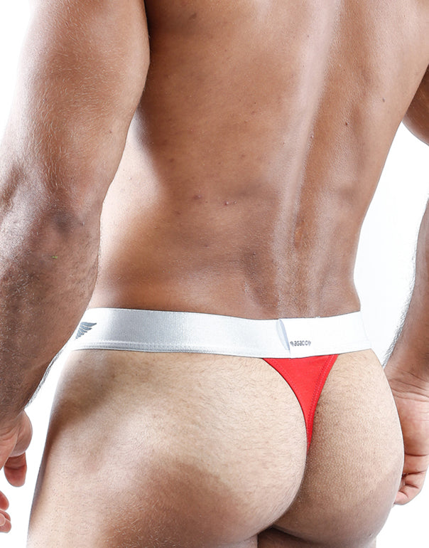 Agacio Thongs - AGK003 - Rojo