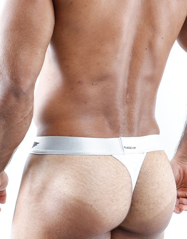 Agacio Thongs - AGK003 - Blanco