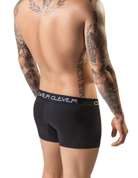 Clever Basic Boxer Negro Boxer