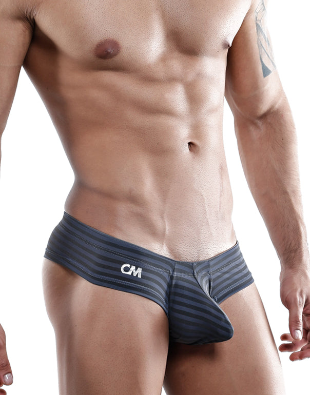 Cover Male  Bikinis Gris- XL-CMI022
