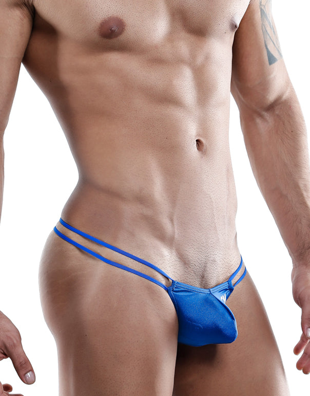 Cover Male  Thongs Azul Rey- XL-CMK024