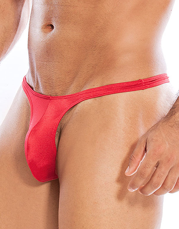 Daniel Alexander  Thongs Red- XL-DA774