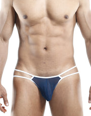Daddy  Thongs Azul Marino- XL-DDK011