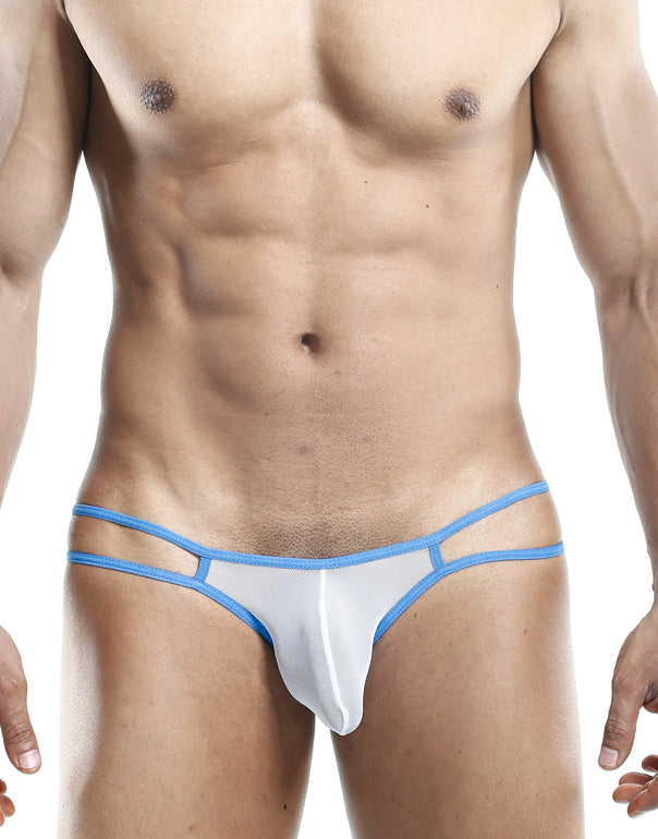 Daddy  Thongs Blanco- XL-DDK011
