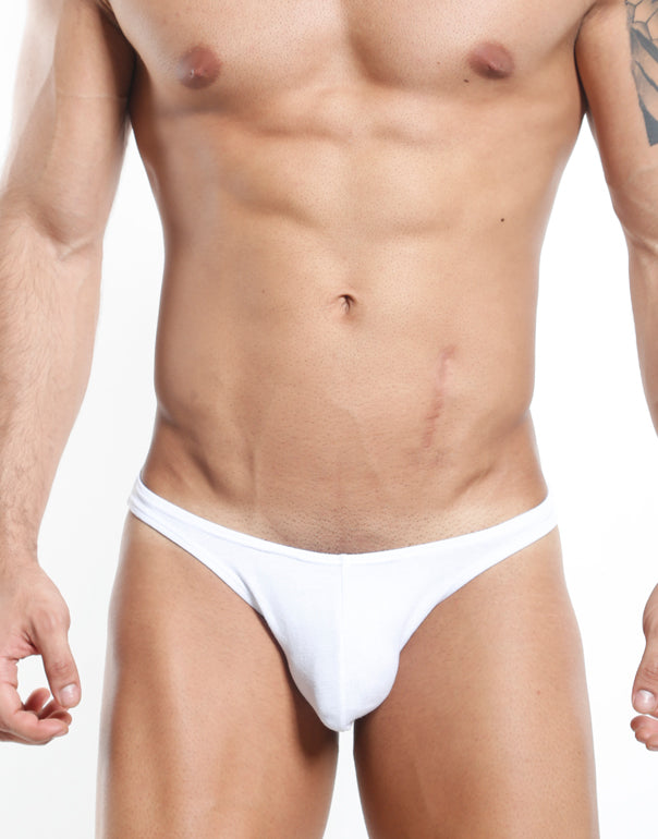 Feel  Thongs Blanco- XL-FEK001