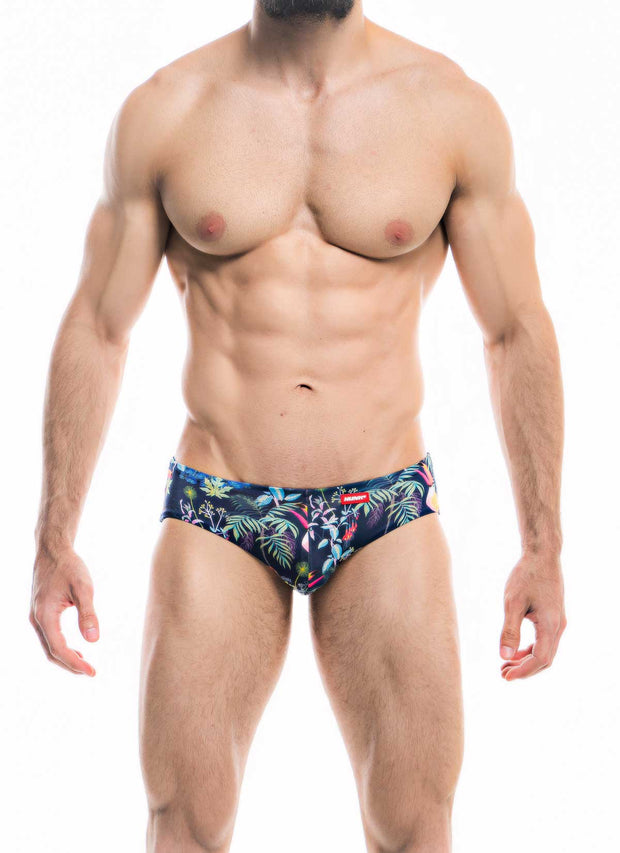 HUNK2 Bañadores Swimsquared Tucano Reversible Swim Briefs