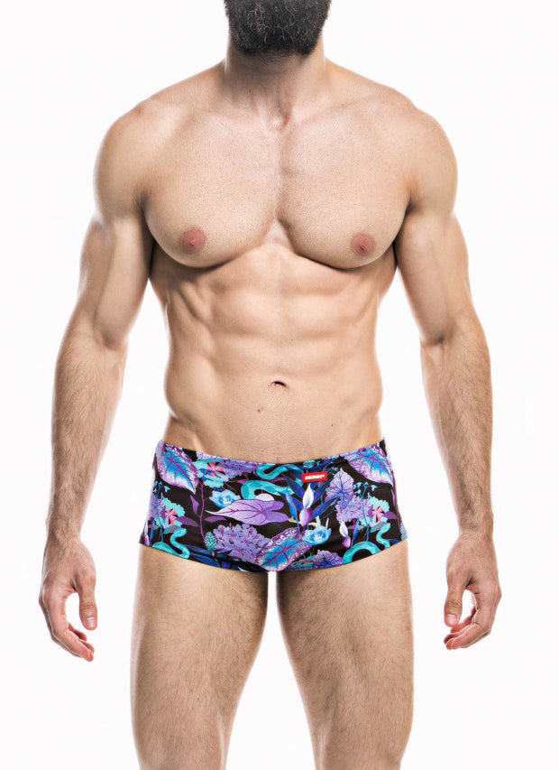 HUNK2 Bañadores Swimsquared Natter Reversible Swim Trunks