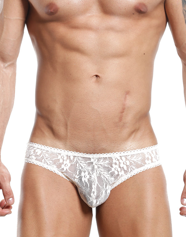 Secret male  Bikinis Beige- XL-SMI003